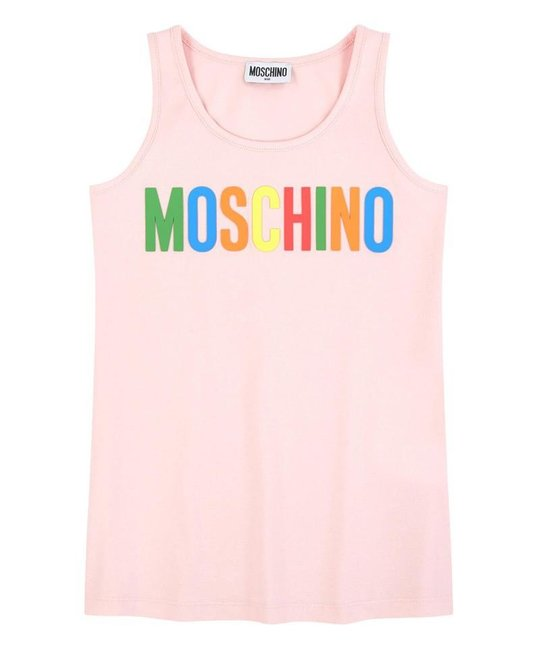 MOSCHINO MOSCHINO GIRLS TANK TOP
