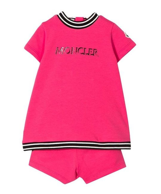 MONCLER MONCLER BABY GIRLS SET