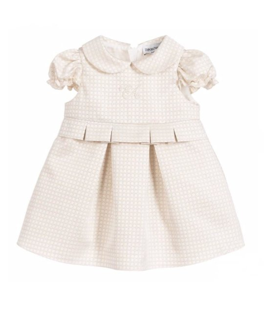 EMPORIO ARMANI EMPORIO ARMANI BABY GIRLS DRESS