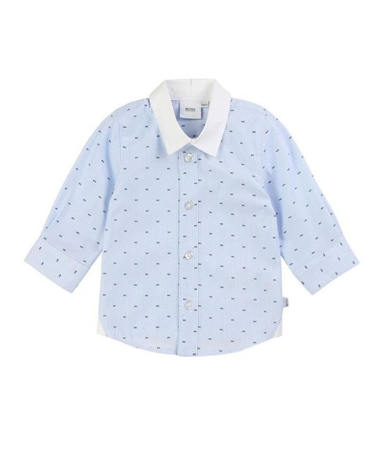 BOSS BOSS BABY BOYS SHIRT