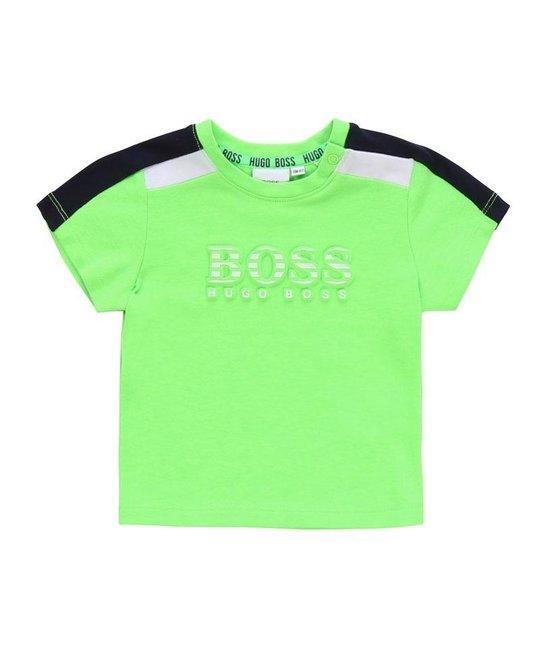 BOSS BOSS BABY BOYS TEE SHIRT