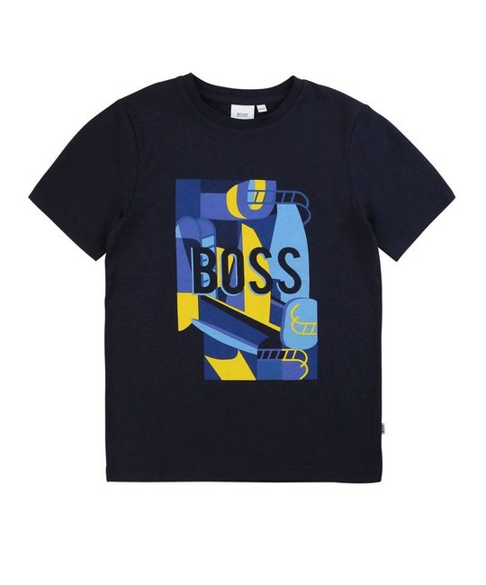 BOSS BOSS BOYS TEE SHIRT