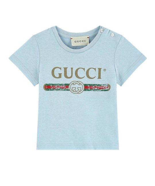 GUCCI GUCCI BABY UNISEX TEE SHIRT
