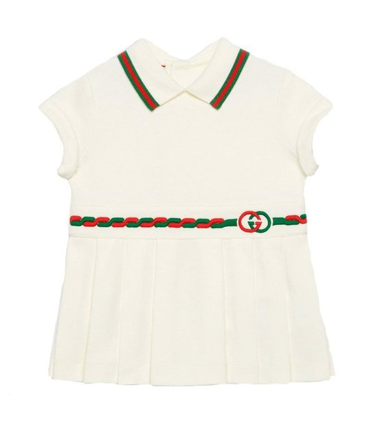 GUCCI GUCCI BABY GIRLS DRESS