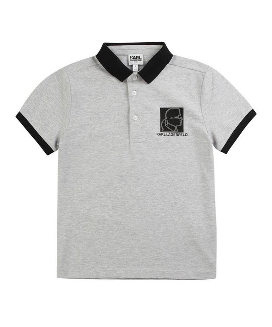 KARL LAGERFELD KIDS KARL LAGERFELD KIDS BOYS POLO