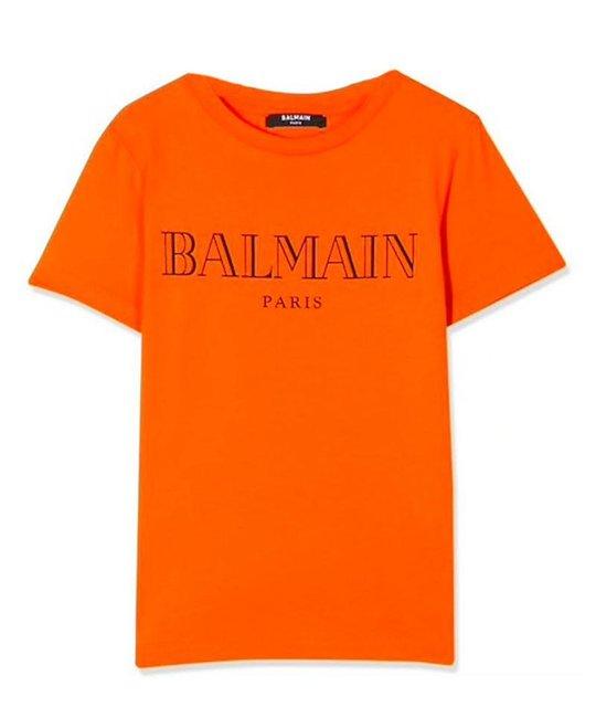 BALMAIN BALMAIN BOYS TEE SHIRT