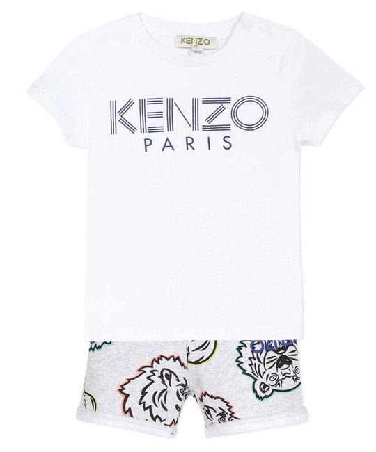 KENZO KIDS KENZO KIDS BABY BOYS TEE & SHORT SET