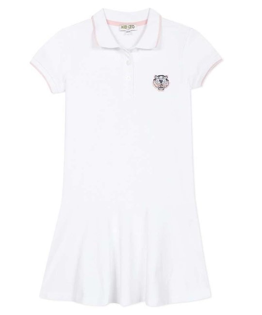 KENZO KIDS KENZO KIDS GIRLS POLO DRESS