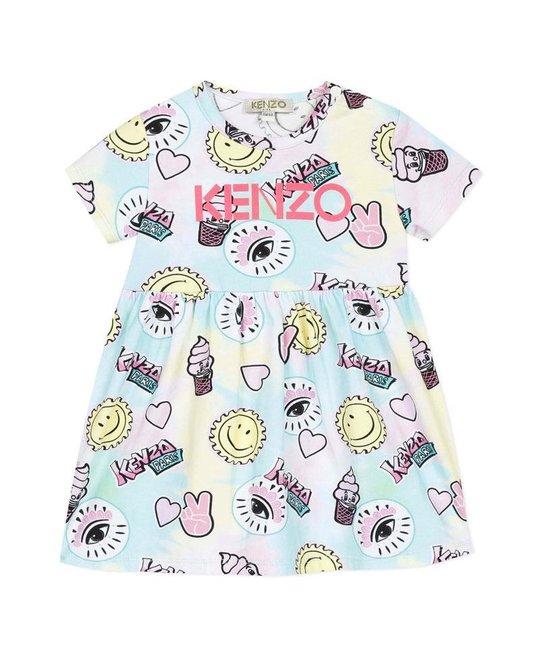 KENZO KIDS KENZO KIDS BABY GIRLS DRESS