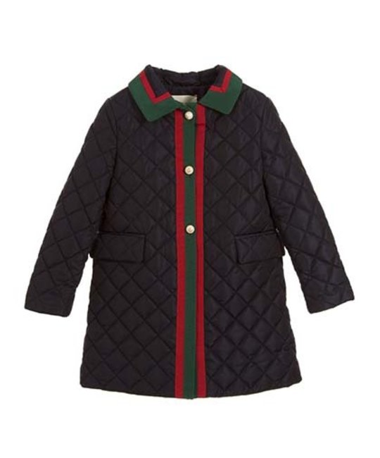 GUCCI GUCCI GIRLS COAT