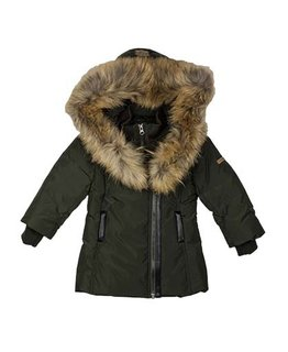 MACKAGE MINI GIRLS LEELEE COAT