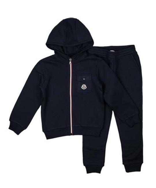 3186c0ba6 MONCLER MONCLER BOYS JOGGING SUIT - Designer Kids Wear