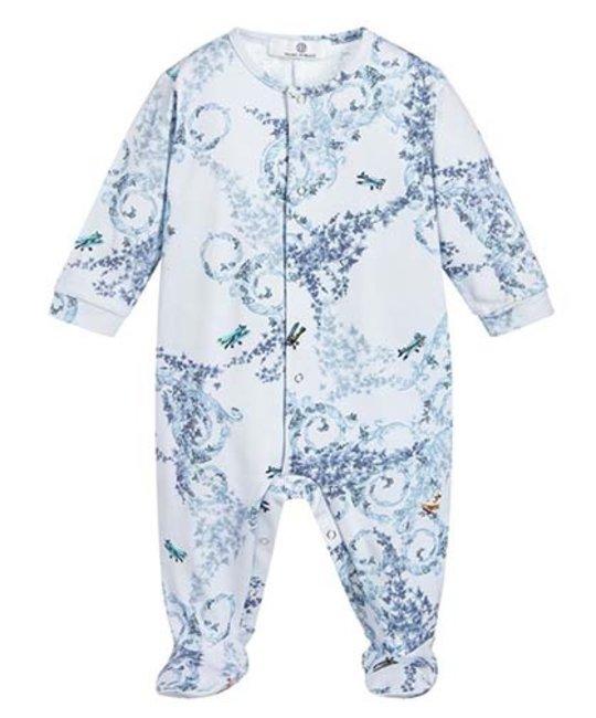dee63f7b YOUNG VERSACE YOUNG VERSACE BABY BOYS ONESIE - Designer Kids Wear