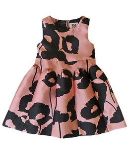 MILLY MINIS GIRLS DRESS