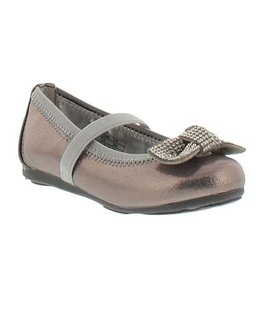 STUART WEITZMAN TODDLER GIRLS FANNIE GLITZ