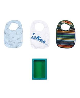PAUL SMITH JUNIOR BIB SET