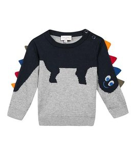 PAUL SMITH JUNIOR BABY BOYS SWEATER