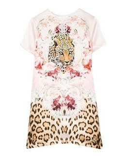 ROBERTO CAVALLI GIRLS DRESS
