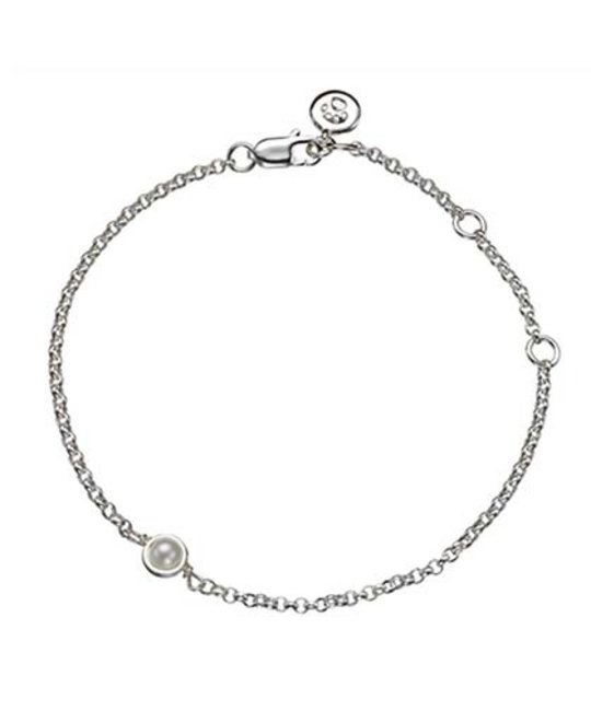 MOLLY BROWN LONDON MOLLY BROWN LONDON JUNE BIRTHSTONE BRACELET-PEARL