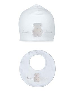 NANAN HAT &  BIB GIFT SET