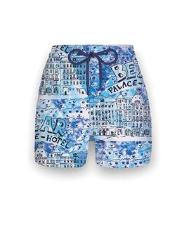 VILEBREQUIN BEAR HOTEL SWIM SHORTS