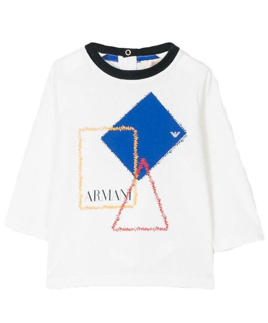 ARMANI JUNIOR BABY BOYS TOP