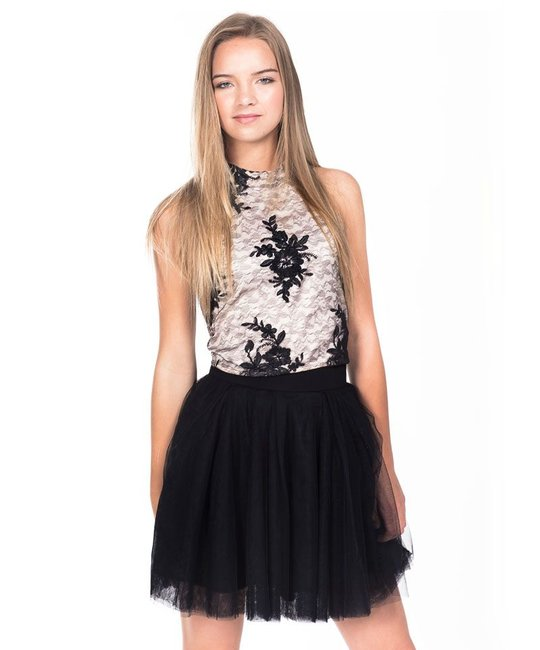 MISS BEHAVE MISS BEHAVE GIRLS SAVANNA DRESS