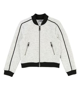 KARL LAGERFELD KIDS GIRLS SWEATER