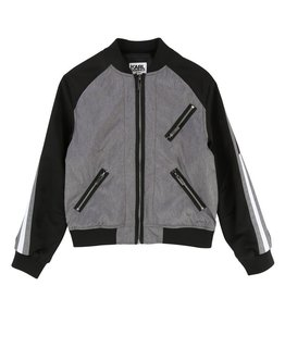 KARL LAGERFELD KIDS BOYS JACKET