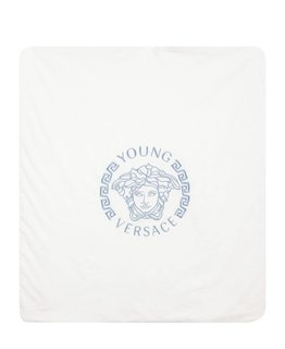 YOUNG VERSACE BABY BOYS BLANKET