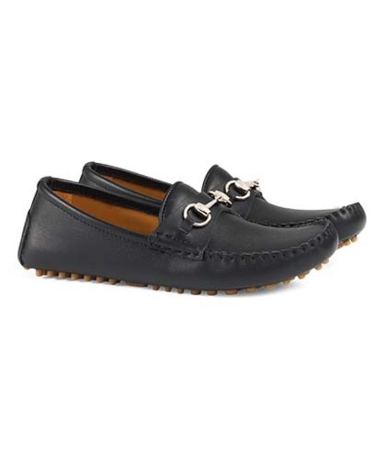 GUCCI GUCCI BOYS JUNIOR ROAD LOAFER