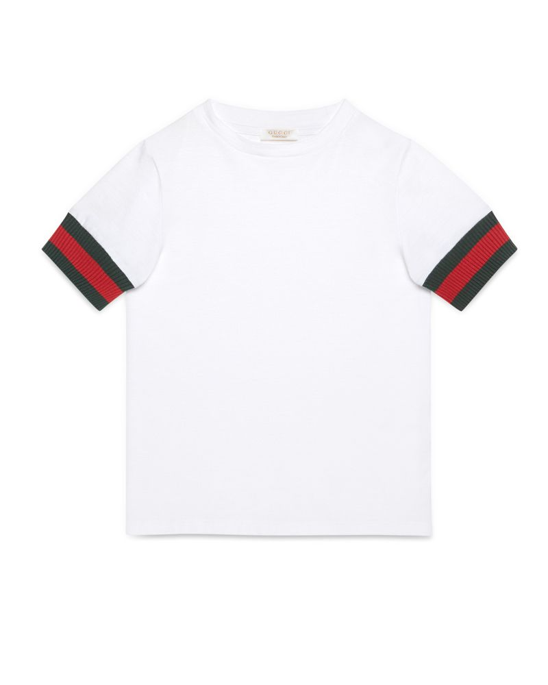 GUCCI GUCCI BOYS TEE SHIRT - Designer Kids Wear 1264fcd05cf2