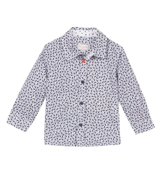 PAUL SMITH JUNIOR PAUL SMITH JUNIOR BABY BOYS SHIRT