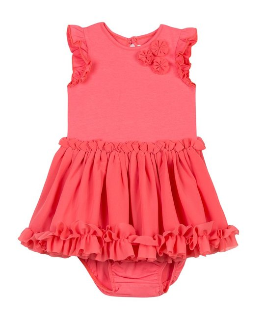 LILI GAUFRETTE LILI GAUFRETTE BABY GIRLS DRESS