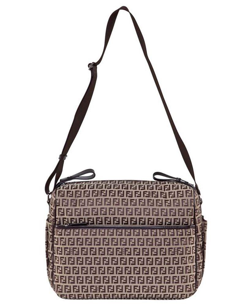 FENDI FENDI BABY DIAPER BAG - Designer Kids Wear 6dc730f2b8ff1