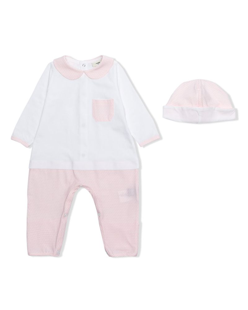 b6bfce277 FENDI FENDI BABY GIRLS GIFT SET - Designer Kids Wear