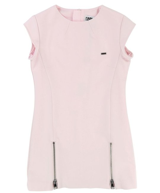 KARL LAGERFELD KIDS KARL LAGERFELD KIDS GIRLS DRESS