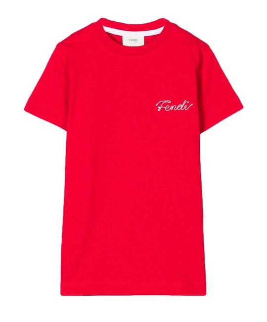 FENDI FENDI BOYS TEE SHIRT