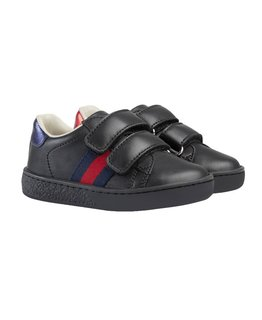 GUCCI BOYS TODDLER NEW ACE SNEAKER