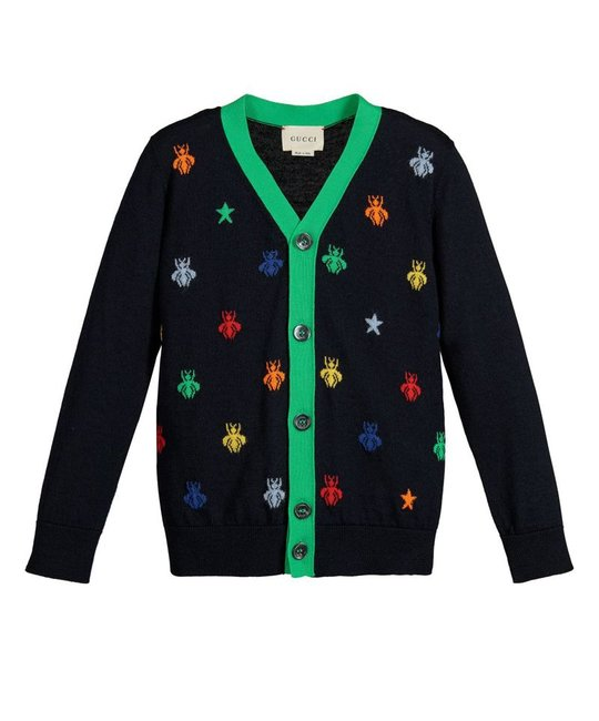 GUCCI GUCCI BOYS CARDIGAN
