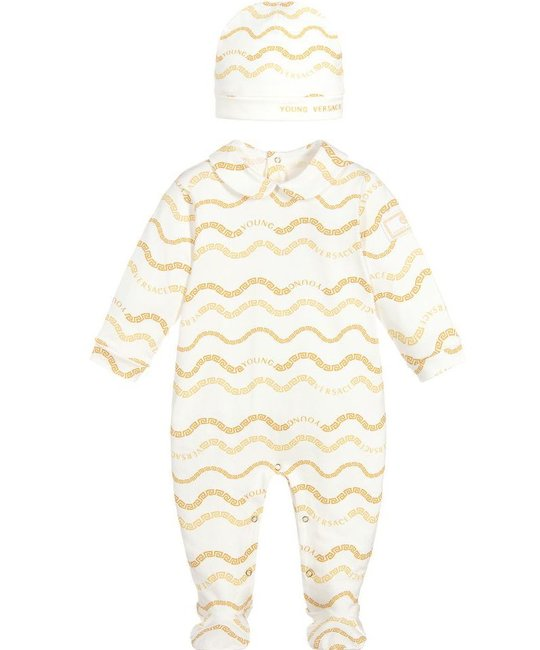 YOUNG VERSACE YOUNG VERSACE BABY UNISEX GIFT SET
