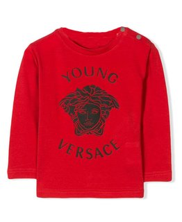YOUNG VERSACE BABY BOYS TOP