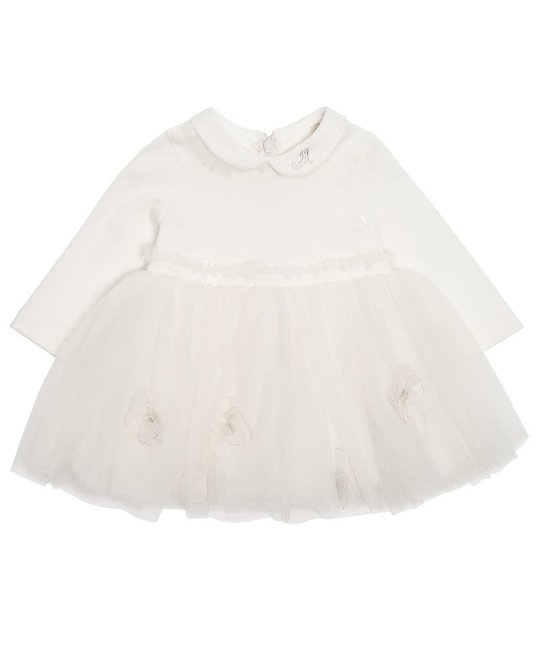 MONNALISA MONNALISA BABY GIRLS DRESS