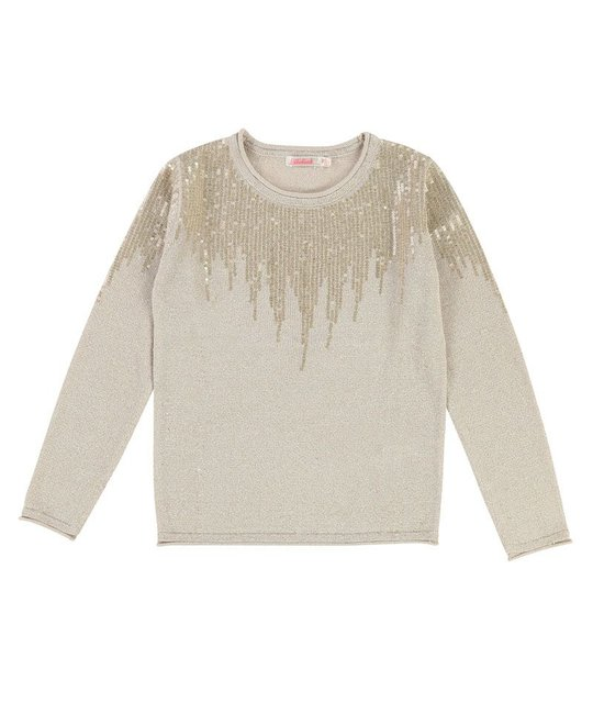 BILLIEBLUSH BILLIEBLUSH GIRLS SWEATER