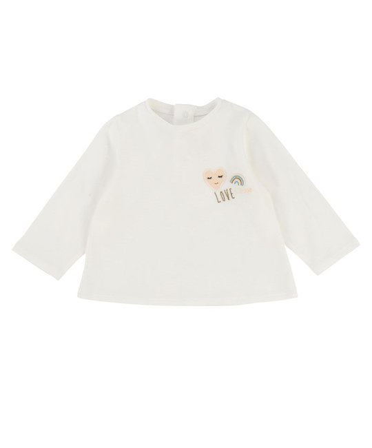 CHLOÉ CHLOÉ BABY GIRLS TOP