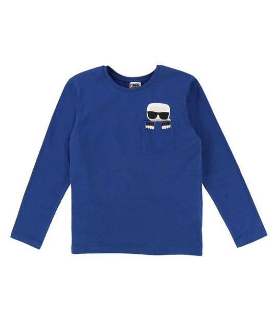KARL LAGERFELD KIDS KARL LAGERFELD KIDS BOYS TOP