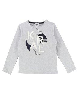 KARL LAGERFELD KIDS BOYS TOP