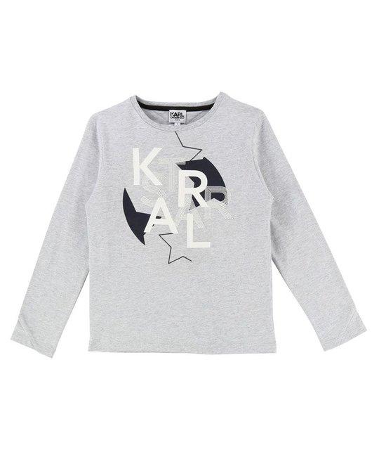 KARL LAGERFELD KIDS KARL LAGERFELD KIDS BOYS TOP