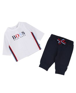BOSS BABY BOYS TOP & PANT SET
