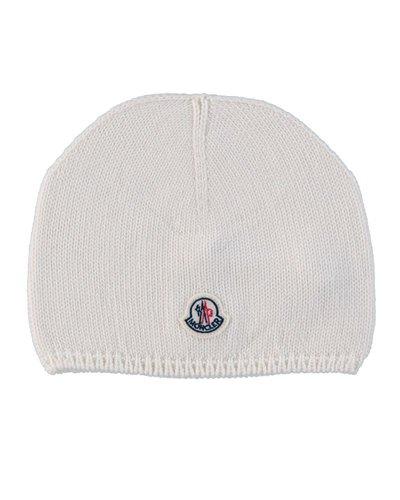 MONCLER MONCLER TODDLER UNISEX HAT - Designer Kids Wear 12bfbfc32b7b